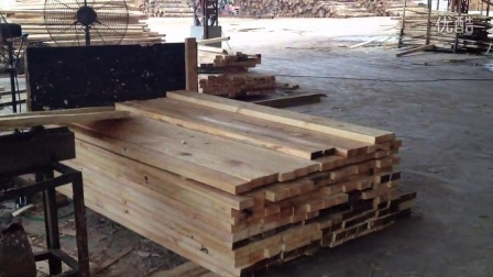 Multi-chip sawing lumber sawmill processing display