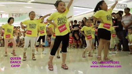 郑州王府井百货少儿舞蹈快闪 小苹果快闪经典视频 少儿街舞爵士舞