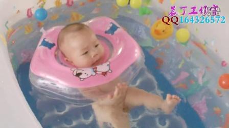 高晗哲游泳小苹果 晨丁微电影工作室
