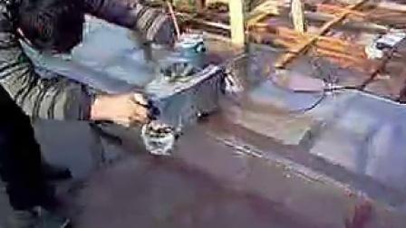 简易磨边机操作过程,佛山博大 全国统一订购热线4007779618