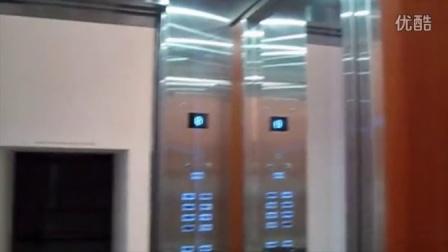 莱安德罗•埃利希, Leandro Erich, Elevator Maze, West Bund