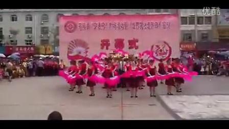 茶陵犀城广场舞比赛一等奖漂亮的姑娘就要嫁人了