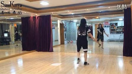 TFBOYS青春修炼手册舞蹈教学分解下Summer街舞培训(上)