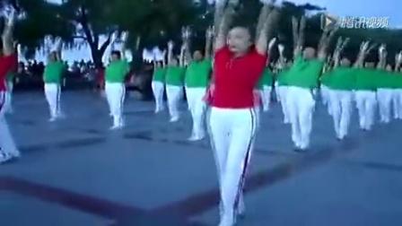 第五套佳木斯快乐舞步健身操 标清(270P)
