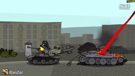 坦克世界动画:梦