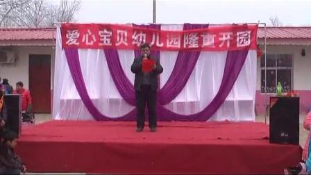 李彩幼儿园开业庆典下