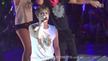 140920 JYJ 上海演唱会-EMPTY+GET OUT 主在中[MELITEHEROJJ]
