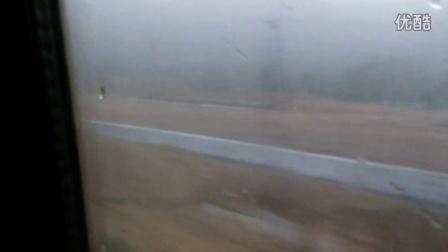 2014年9月21日乘坐K446桐柏境内随拍宁西二线