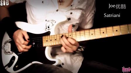 Kirk Hammett VS Joe Satriani VS Steve Vai 师徒三人音乐风格对决