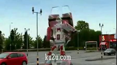 超级雷人的菲亚特汽车舞_标清