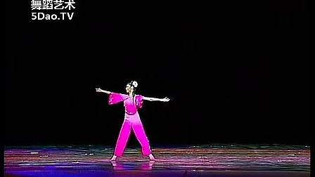 第十届桃李杯舞蹈比赛《朝花夕拾》