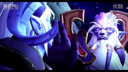 【魔兽世界】德拉诺之王剧情动画——维纶的牺牲