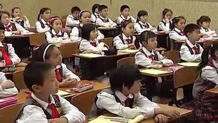 四年级数学北师大版康宁《线的认识》课堂实录与教师说课