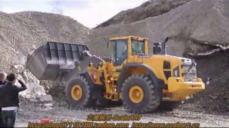 Volvo L250G OptiShift节油技术2