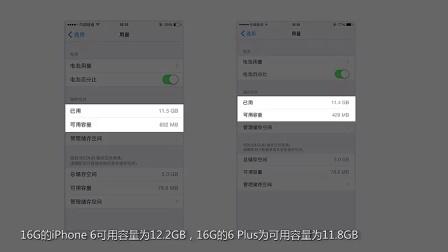 【猫眼分享】 iPhone 6、iPhone 6 Plus深度对比评测_超清