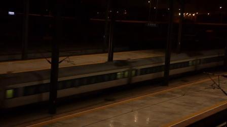 【火车视频】午夜天津西