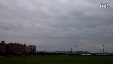 Chen zn lin played Wangs'  eagle kite.