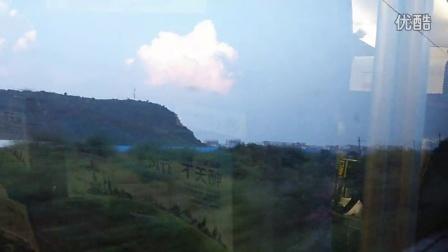 D8294到达桂林站