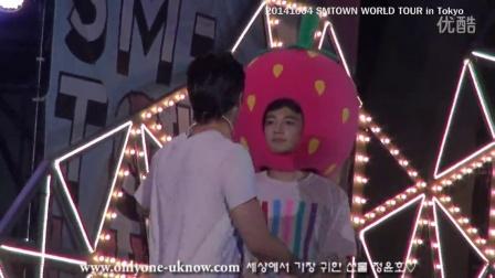 [ONLYONE]20141004 SMTOWN WORLD TOUR -CUTE YUNHO_(1080p)