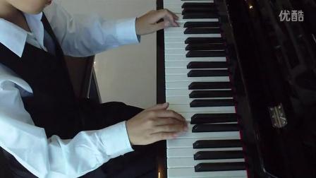 宇翔钢琴演奏天空之城_tan8.com