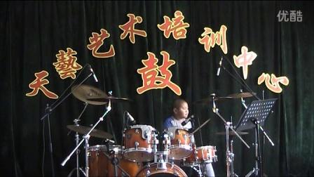 农安县第二幼儿园天藝艺术培训中心 邓一夫《执着》