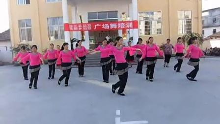 聂都中心村广场舞微风细雨(妇联培训)