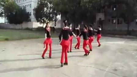 广场舞_双人对跳_情人桥