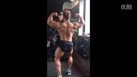 被韩国网友评为最帅的健美肌肉大叔 oh in geun 오인근