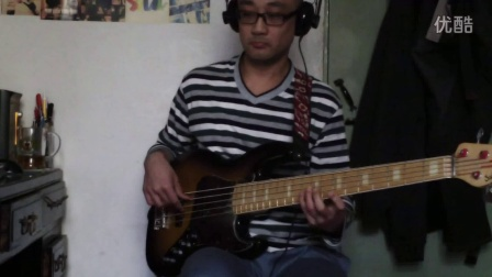 【Bass Cover】Californication