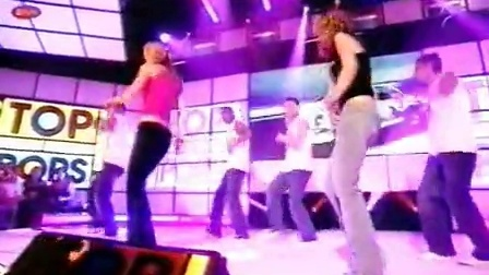 Atomic Kitten - The tide is high ( Top of the Pops )