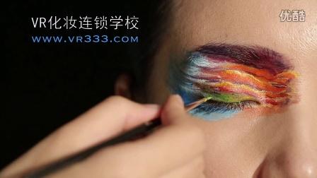 彩妆化妆视频花絮-北京VR化妆造型培训学校www.vr333.com