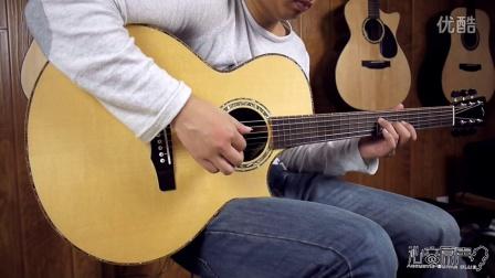 Morris SJ151 首席制琴师系列顶级型号 手工吉他