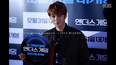 The Brilliant Moments 2015BEAST韩站MIZONE出品2015台历内容预览