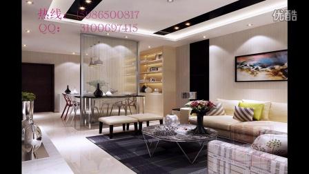广东惠州建弘装饰装修设计效果图案例
