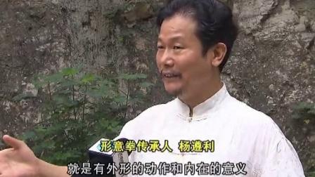 薪火相传形意拳:济南电视台新闻频道《济南新闻》杨遵利先生传承非遗文化。