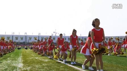 包头轻工职业技术学院第三十届田径运动会开幕式 高清