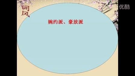 《词五首》翻转课堂教学视频zzq