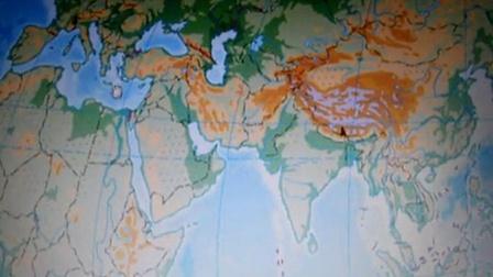 世界海陆分布介绍