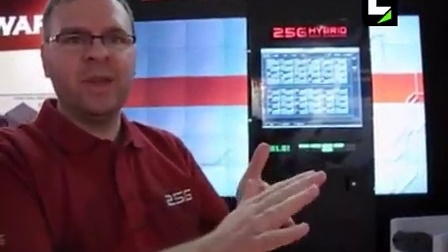 ISE 2012 - Intervista a Gergely Vida di Lightware Visual Engineering
