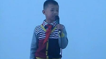 泽州县金村镇枣园小学五年级牛豪阳演讲稿《中华魂,放飞梦想》