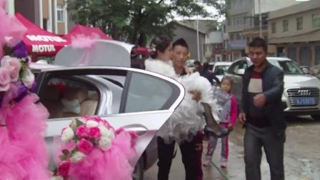向文武~徐丹2014年10月1日婚礼视频