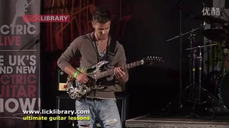 Luca Mantovanelli Bluex _ GUITAR IDOL 4 FINAL