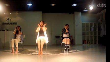 南京美度国际日韩MTV舞培训 蒋静 1分1秒_01