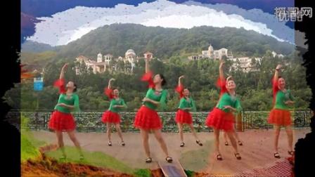 广州凤凰城广场舞《采茶舞》