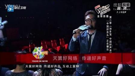 中国好声音华少说广告词
