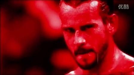 WWE CM Punk朋克出场音乐MV宣传片