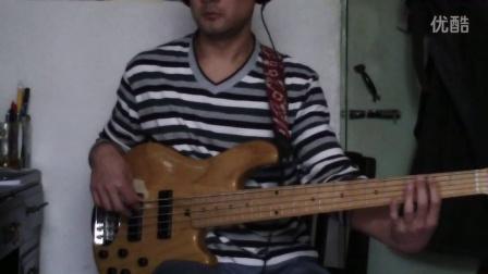 【Bass Cover】Livin' On A Prayer