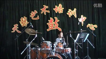 农安县第二幼儿园天藝艺术培训中心 李昊阳《真的爱你》