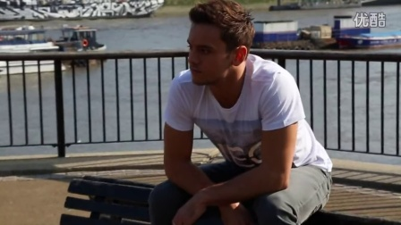 Behind the scenes at the NEO FW14 shoot with Tom Daley