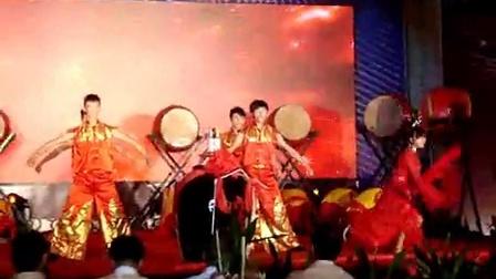 武汉站鼓+水袖,武汉特色舞台表演,预定电话:13114365784